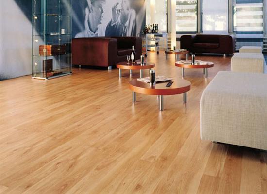 Sàn gỗ công nghiệp có tiếng cọt kẹt