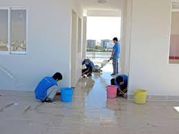 Quy trình vệ sinh trường học, bệnh viện